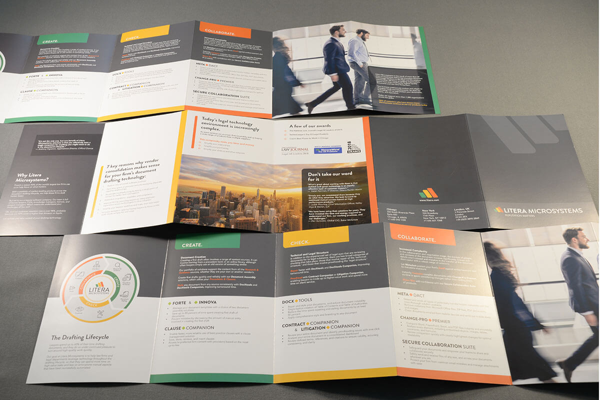 technology brochure design technology marketing raleigh nc