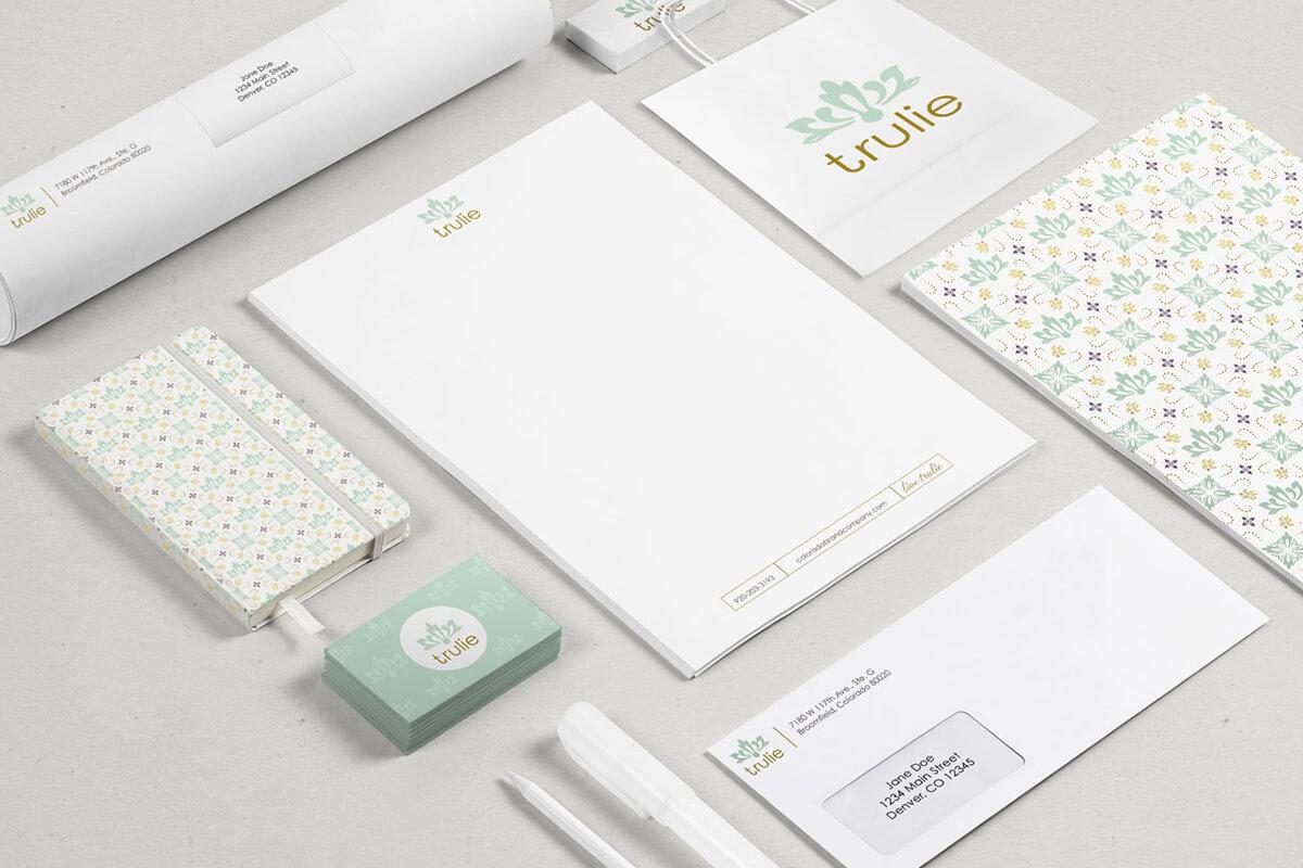 consumer goods stationary design business card design consumer goods marketing raleigh nc