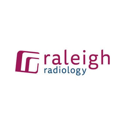 healthcare radiology logo design raleigh nc