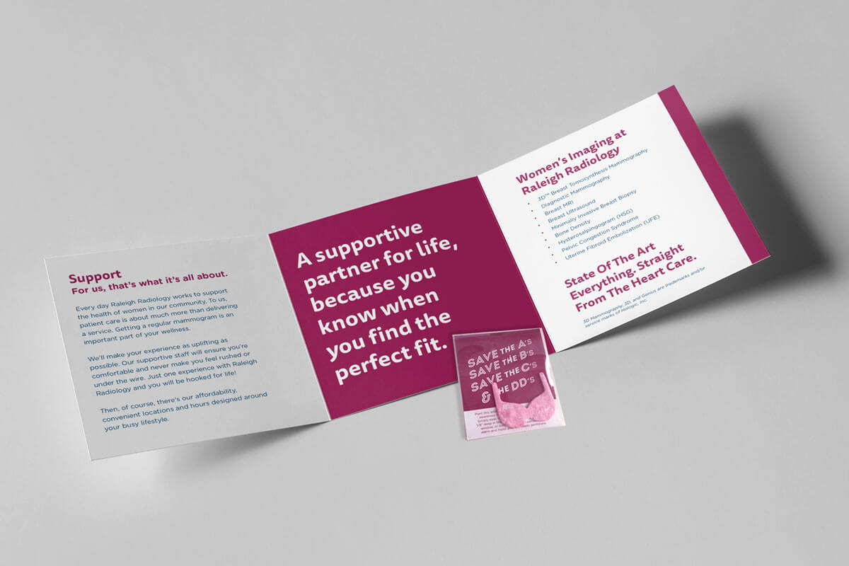 healthcare radiology brochure design healthcare radiology marketing raleigh nc
