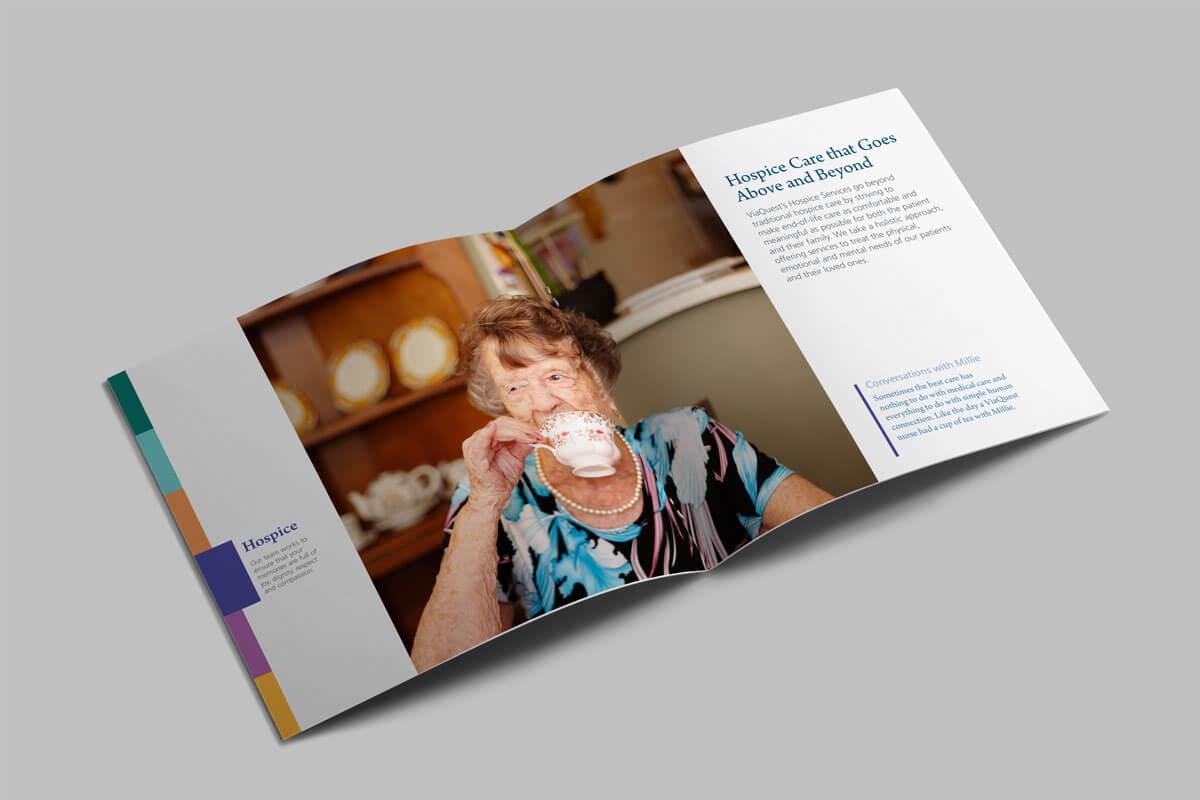 healthcare brochure design healthcare marketing raleigh nc