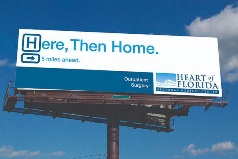 healthcare billboard advertisement design healthcare marketing raleigh nc