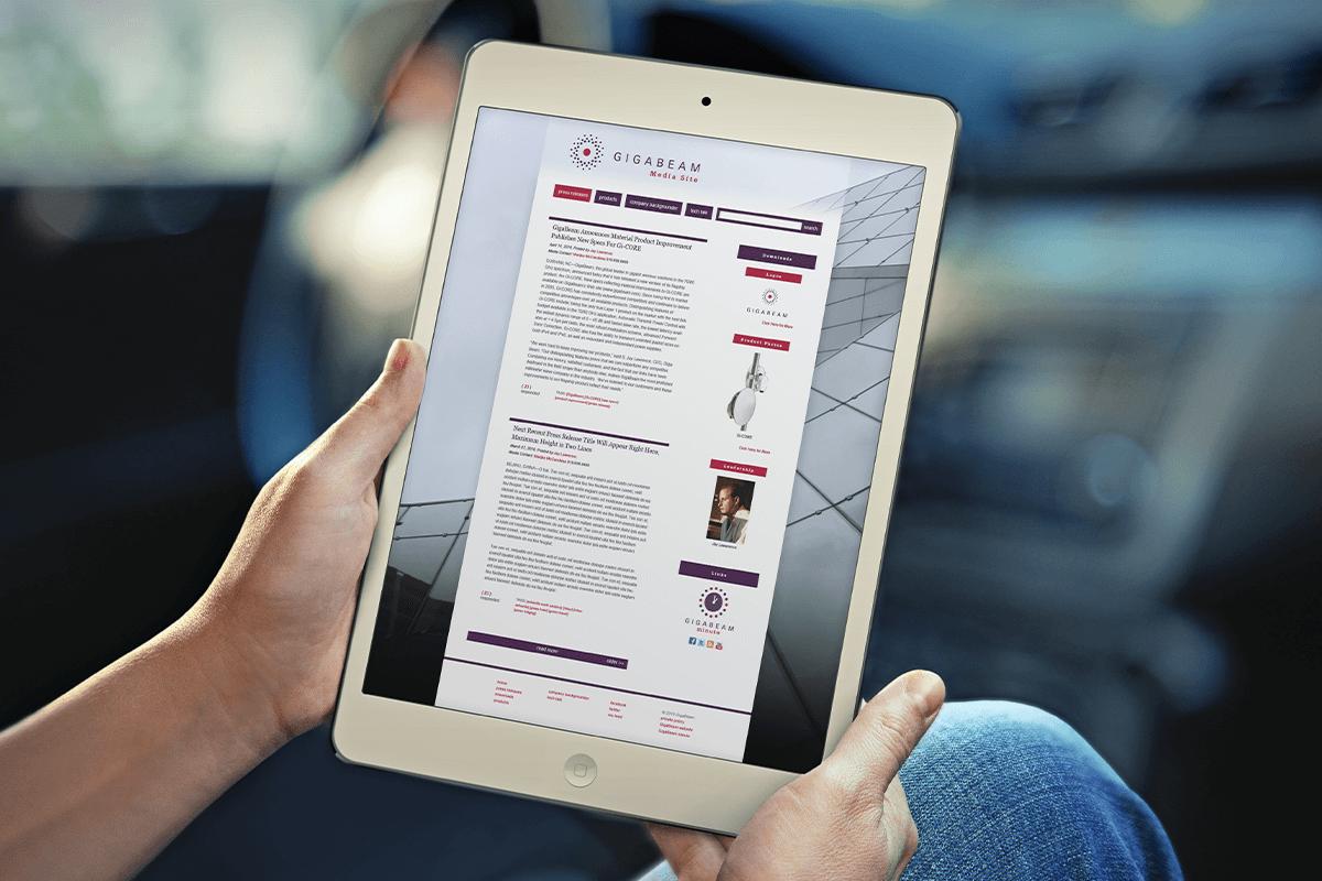technology marketing web design raleigh nc