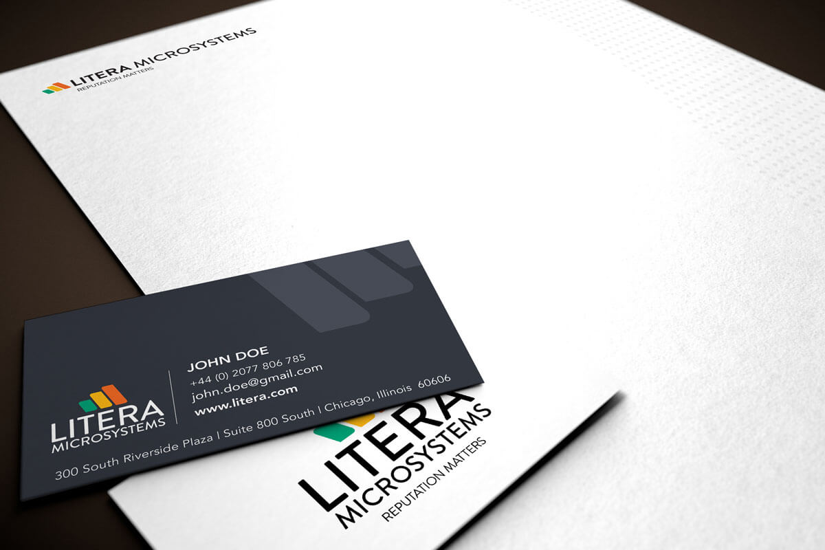 technology stationary design business card design technology marketing raleigh nc