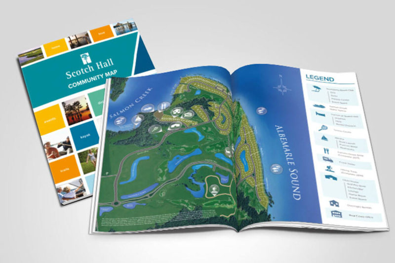 real estate brochure design real estate marketing raleigh nc