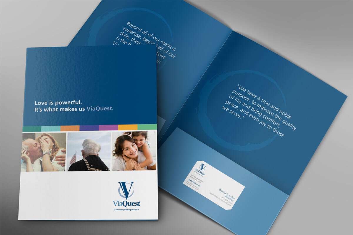healthcare folder design healthcare marketing raleigh nc