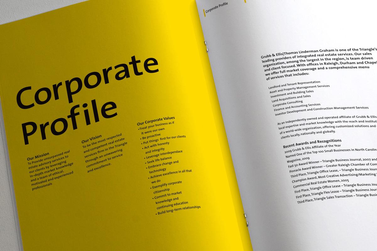law marketing branding brochure raleigh nc