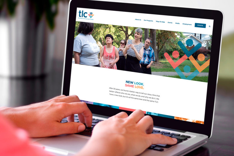 nonprofit web design and branding raleigh nc